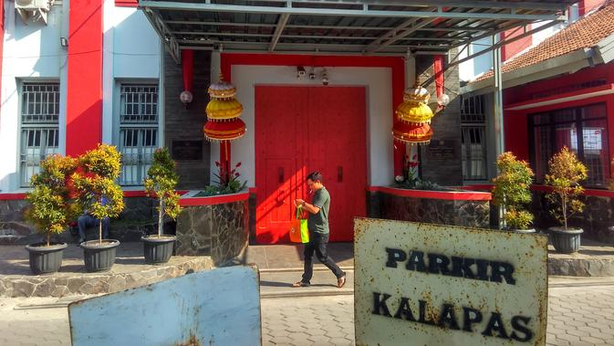 Lapas Sukamiskin, Bandung, Jakarta. (Liputan6.com/Arie Nugraha)