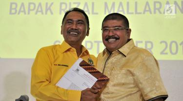 Gantikan Agus Gumiwang, Rizal Mallarangeng Jabat Plt Ketua DPD Golkar DKI Jakarta