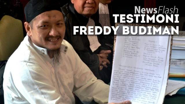 Menteri Hukum dan HAM Yasonna Laoly memastikan, video pesan terakhir gembong narkoba Freddy Budiman sebelum dieksekusi mati di Nusakambangan, tidak akan dibuka ke publik.