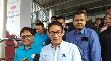 Sandiaga Uno Akan Lanjutkan Program Jokowi Bagikan Sertifikat Tanah
