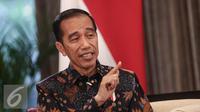 Presiden Joko Widodo (Jokowi) akan merombak (reshuffle) kembali jajaran kabinet kerjanya. Lalu siapakah yang diganti dan masih bertahan? (Foto: Liputan6.com/Faizal Fanani)