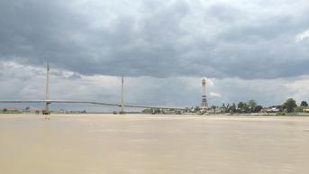 Sungai Batanghari dalam Cengkeraman Merkuri