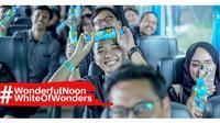 Wonderful Noon Bandung, libatkan Pentahelix perkuat Tourism 4.0. (foto: dok. Kemenpar)