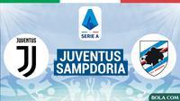 Serie A - Juventus Vs Sampdoria (Bola.com/Adreanus Titus)