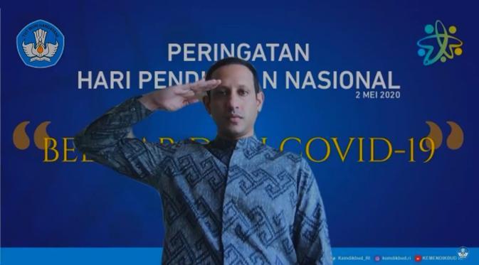 Kemendikbud: Belajar dari Covid-19 Jadi Tema Hardiknas 2020 - News ...