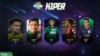 Liga 1 Kiper 2018 (Bola.com/Adreanus Titus)