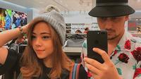 Keenan Pearce dan Gianni Fajri (Instagram/keenanpearce)