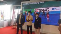 Pengurus Federasi Hockey Indonesia bersama Ketua NOC Indonesia (ist)