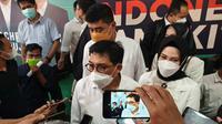 Pasangan Calon (Paslon) nomor urut dua, Machfud Arifin dan Mujiaman menyiapkan gugatan sengketa ke Mahkamah Konstitusi (MK) untuk menyikapi hasil rekapitulasi suara Pilkada Surabaya 2020. (Foto: Dok Istimewa)