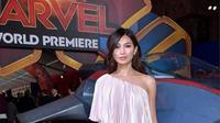 Gemma Chan di premier film Captain Marvel. (dok.Instagram @gemma_chan/https://www.instagram.com/p/BunZ6_dFnSK/Henry