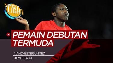 Berita Video Spotlight Danny Welbeck dan 4 Pemain Debutan Termuda Manchester United di Premier League