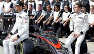 McLaren F1 masih bingung memutuskan nasib Jenson Button dan eks rival Rio Haryanto, Stoffel Vandoorne. (Marca)