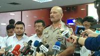 Kepala Korps Lalu Lintas Polri Irjen Refdi Andri (Liputan6.com/ Nafiysul Qodar)