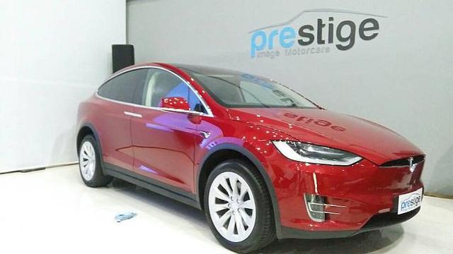 Tesla Model X Resmi Meluncur Di Indonesia Berapa Harganya Otomotif Liputan6 Com