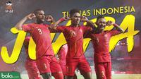 Timnas Indonesia juara Piala AFF U-22 2019 setelah mengalahkan Thailand 2-1. (Bola.com/Dody Iryawan)