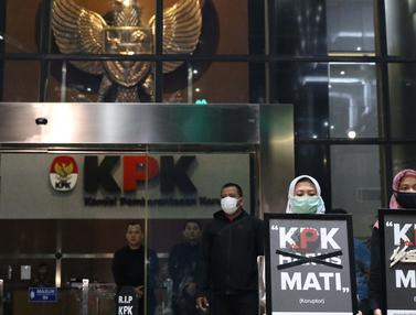 Aliansi Masyarakat Sipil Anti Korupsi Nyatakan KPK Telah Mati