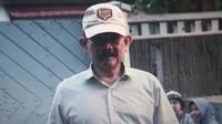 Mantan Danjen Kopassus, Mayjen (Purn) TNI Soenarko menghadiri acara nonton bareng sidang MK di kediaman Prabowo di Jalan Kertanegara, Jakarta. (Merdeka.com/Intan umbri Prihatin)