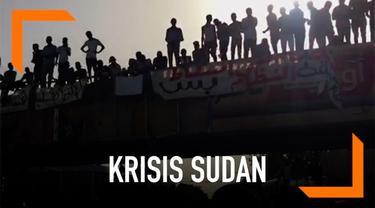 Aksi unjuk rasa warga Sudan menentang presiden Omar Al-Bashir terus memanas. Korban jiwa terus berjatuhan saat bentrok dengan pasukan keamanan Sudan.