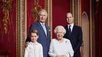 Dengan cerita sejarah yang ada di balik tembok kerajaan, Ratu Elizabeth bagikan cerita seram yang dialaminya di dalam kerajaan. (Foto: Instagram/ @Kensingtonroyal)