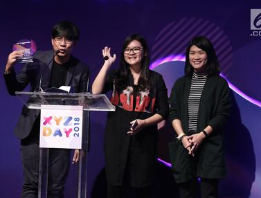 Tim Sore Raih Penghargaan Best Branded Video Content di XYZ Day 2018