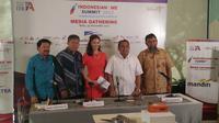 Acara Indonesianisme Summit 2017 merupakan kontribusi dari Ikatan Alumni ITB untuk memperkuat sektor Industri negara kita.