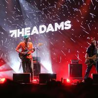 The Adams sukses buat We The Fest 2019 meriah dengan aksi panggungnya. (Adrian Putra/Fimela.com)