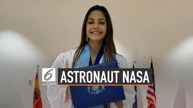 NASA berencana mengirim misi berawak manusia pertama ke Mars pada 2030.Misi tersebut diikuti salah satu astronaut muda Alyssa Carson.