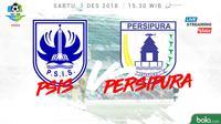 Jadwal Liga 1 2018 pekan ke-33, PSIS Semarang vs Persipura Jayapura. (Bola.com/Dody Iryawan)