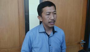 Komisioner KPU Jawa Barat Agus Rustandi