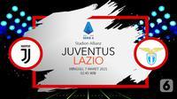 Juventus vs Lazio (liputan6.com/Abdillah)