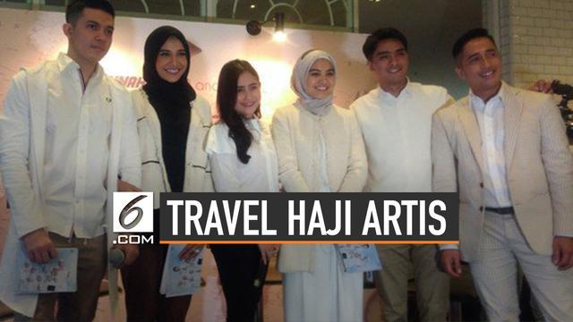 Deretan Artis Yang Bisnis Jasa Travel Haji dan Umrah