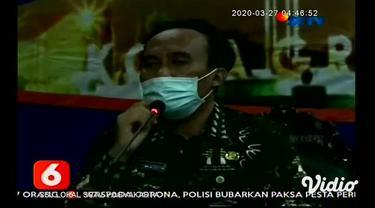 Satu pasien positif dan satu pasien dalam pengawasan yang tengah dirawat di salah satu RS swasta di Surabaya meninggal dunia. Hal ini dijelaskan secara mendetil oleh pihak Satgas yang bertugas dalam konferensi pers.