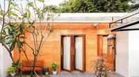 Desain rumah mungil karya Ruangan Asa. (dok. Ruangan Asa/Arsitag)