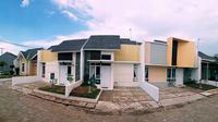 Beberapa unit rumah di Kartika Residence yang dikembangkan diatas lahan seluas 140 hektare.