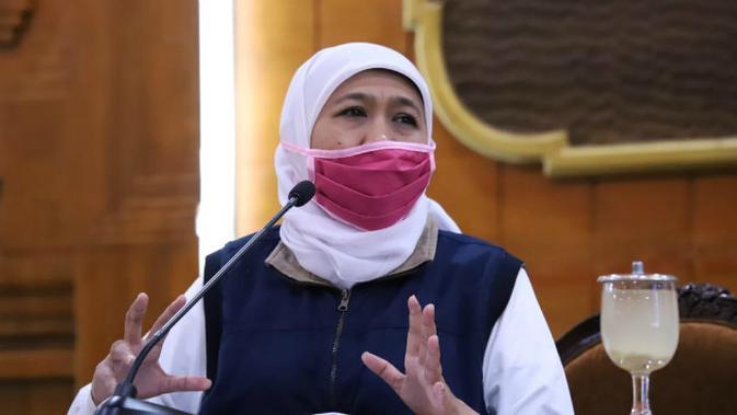 Surabaya Masuk Zona Merah Tua Corona COVID-19