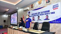 Dewan Pimpinan Daerah (DPD) Partai Nasdem Jakarta Timur menggelar konsolidasi dan silaturahmi internal dengan para pengurus dan kader partai di Jakarta Timur (Jaktim). (istimewa)