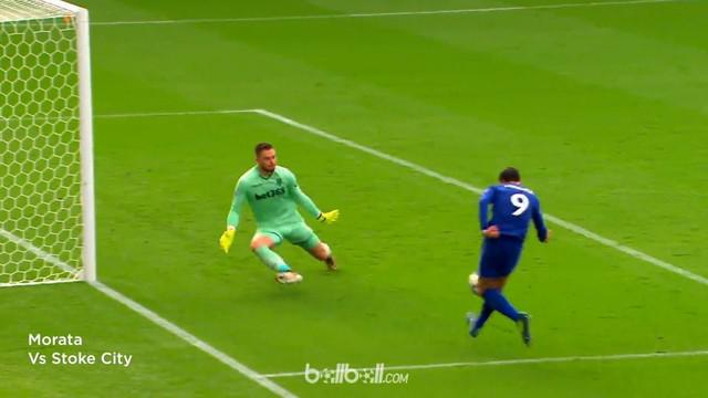 Gol spektakuler Eden Hazard mengisi lima gol terbaik Chelsea musim ini. This video is presented by Ballball.