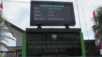 Kantor Stasiun Geofisika BMKG Klas I Bandung. (Liputan6.com/Huyogo Simbolon)