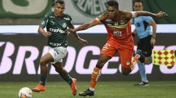 Gabriel Veron (kiri) merupakan pemain berumur 18 tahun asal Brasil yang di juluki sebagai The Next Neymar. (Foto: AFP/Pool/Alexandre Schneider)
