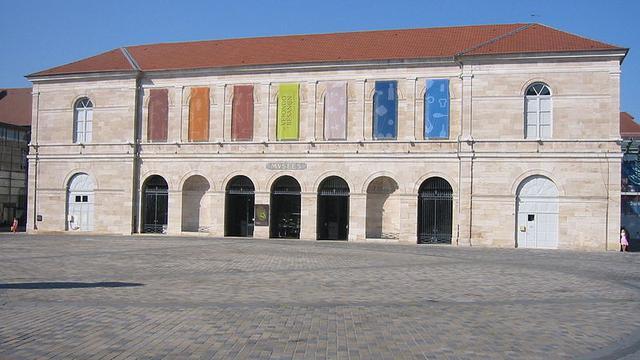 Museum Seni dan Arkeologi Besançon, Perancis