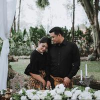 Beberapa foto prewedding di unggah Kahiyang Ayu dalam akun Instagram pada Selasa (17/10/2017). Putri Presiden Joko Widodo itu akan menikah dengan Bobby Nasution pada 8 November mendatang. (Instagram/garyevan)
