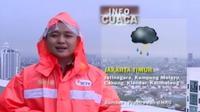 Bali kaya akan aneka jenis mamalia laut, hingga hujan turun secara sporadis Kamis pagi di Jakarta.