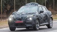 Nissan Juke Generasi Kedua Kepergok Sedang Dites Jalan (Carscoops)