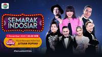 Live streaming Semarak Indosiar dapat disaksikan melalui platform Vidio. (Sumber: Vidio)