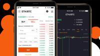 Ilustrasi trading. Dok: koinx.id
