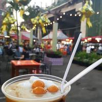 Festival Kuliner Ngabuburit. (Instagram/mkglapiazza)