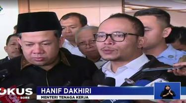 Ketua Tim Pengawas TKI Fachri Hamzah menilai pendataan digital terhadap para TKI Indonesia merupakan salah satu langkah pemerintah melindungi warganya.
