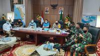 Pemerintah Sumbar melakukan rapat koordinasi penetapan normal baru di provinsi setempat mulai 8 Juni 2020.