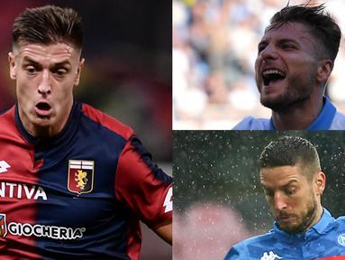 Satu gol saat meladeni tim tamu SPAL, membuat Ronaldo menempel sang pemuncak top scorer serie a, Piatek berselisih satu gol di pekan ke-13