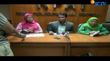 Perwakilan manajemen WhatsApp mendatangi kantor KPAI di Jalan Imam Bonjol, Menteng, Jakarta Pusat.